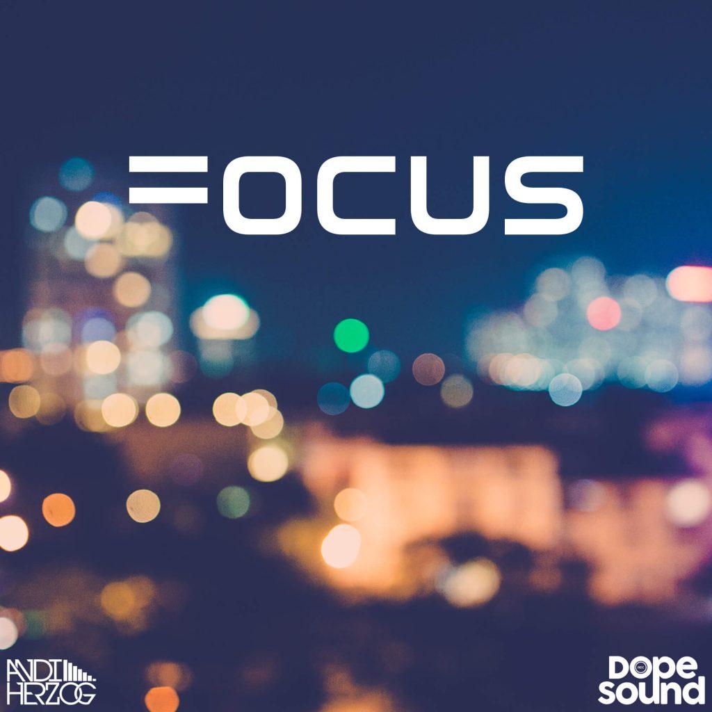 Andi Herzog - Focus [EP]