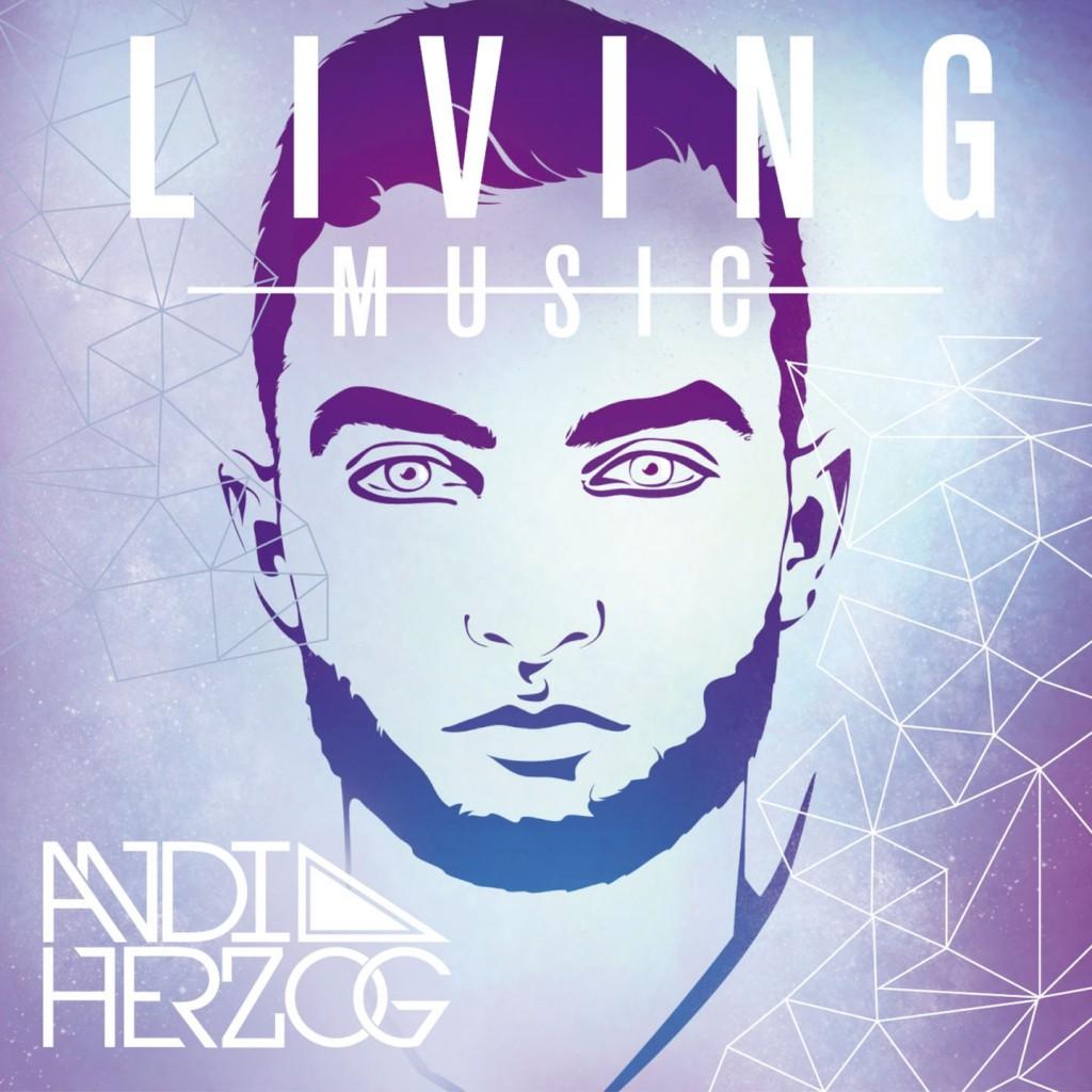 andi herzog living music album cover 2014